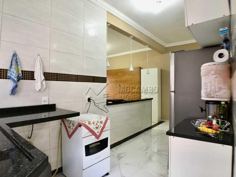 Cozinha - Casa 2 quartos à venda Itatiba,SP - R$ 350.000 - FCCA21437 - 6