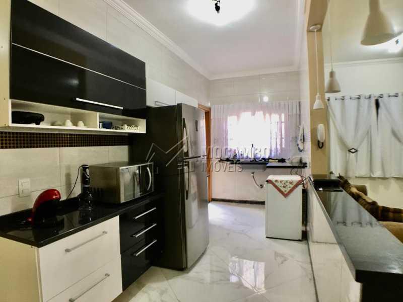 Cozinha - Casa 2 quartos à venda Itatiba,SP - R$ 350.000 - FCCA21437 - 5