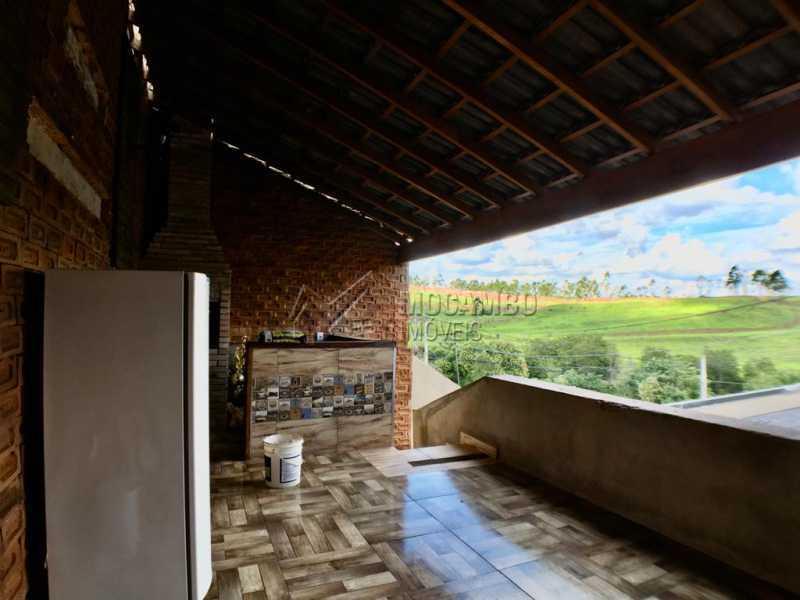 Churrasqueira - Casa 2 quartos à venda Itatiba,SP - R$ 350.000 - FCCA21437 - 14