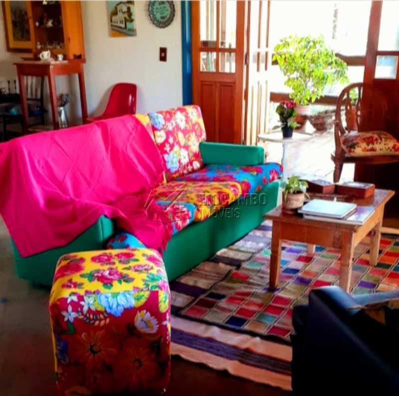 Sala - Casa em Condomínio 3 quartos à venda Itatiba,SP - R$ 745.000 - FCCN30511 - 1