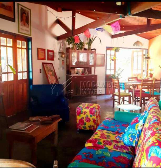 Sala - Casa em Condomínio 3 quartos à venda Itatiba,SP - R$ 745.000 - FCCN30511 - 3