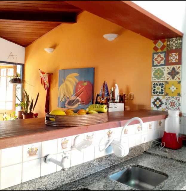 Cozinha - Casa em Condomínio 3 quartos à venda Itatiba,SP - R$ 745.000 - FCCN30511 - 7
