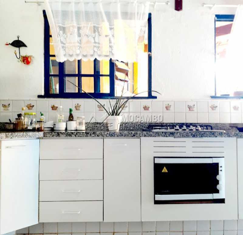 Cozinha - Casa em Condomínio 3 quartos à venda Itatiba,SP - R$ 745.000 - FCCN30511 - 8
