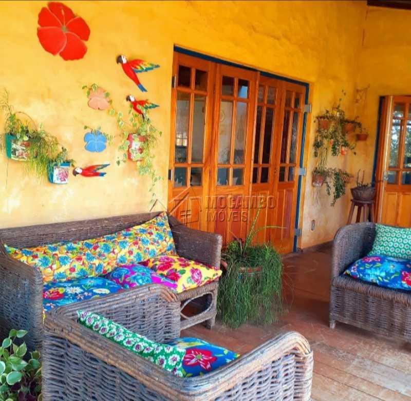 Varanda - Casa em Condomínio 3 quartos à venda Itatiba,SP - R$ 745.000 - FCCN30511 - 6