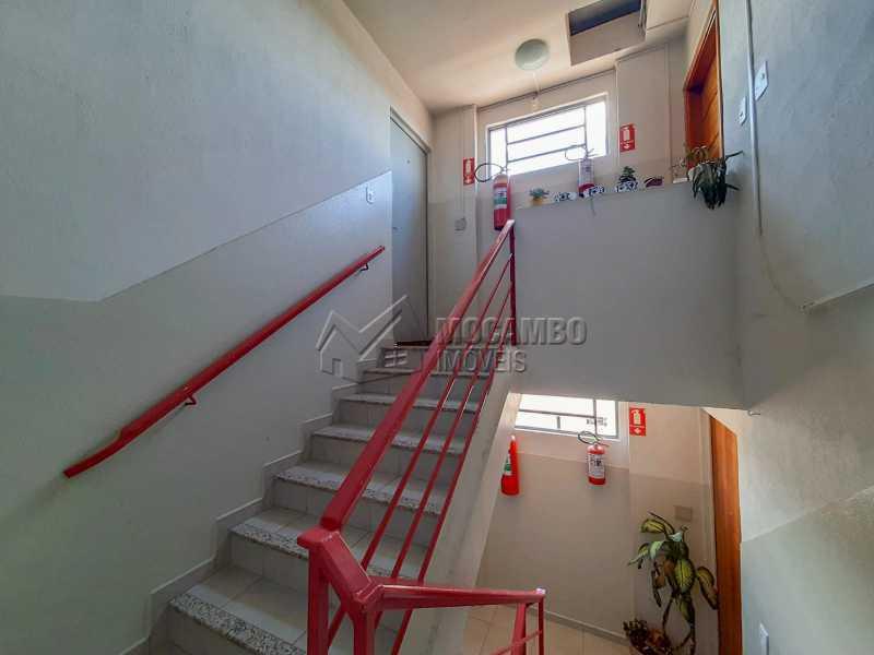 Escadas de acesso. - Apartamento 2 quartos à venda Itatiba,SP - R$ 155.000 - FCAP21194 - 13