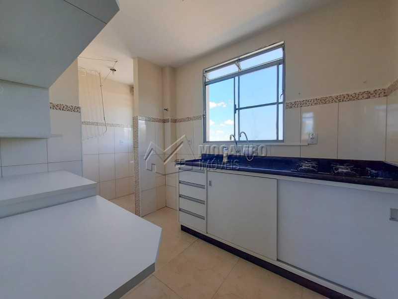 Cozinha - Apartamento 2 quartos à venda Itatiba,SP - R$ 155.000 - FCAP21194 - 3