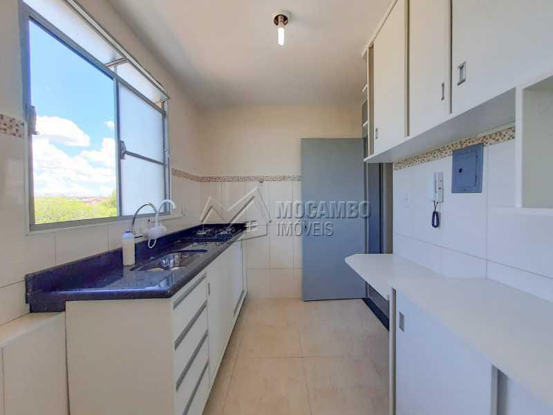 Cozinha - Apartamento 2 quartos à venda Itatiba,SP - R$ 155.000 - FCAP21194 - 4