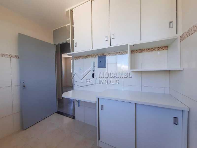 Cozinha - Apartamento 2 quartos à venda Itatiba,SP - R$ 155.000 - FCAP21194 - 5
