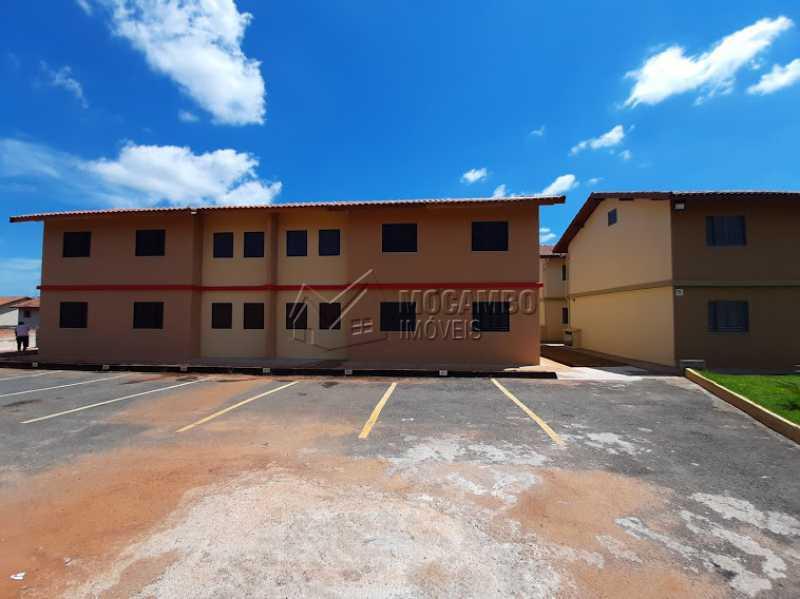 Garagem  - Apartamento 3 quartos à venda Itatiba,SP - R$ 190.000 - FCAP30593 - 10