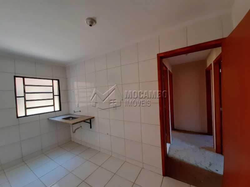 Cozinha  - Apartamento 3 quartos à venda Itatiba,SP - R$ 190.000 - FCAP30593 - 4