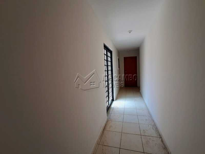 Hall  - Apartamento 3 quartos à venda Itatiba,SP - R$ 190.000 - FCAP30593 - 8