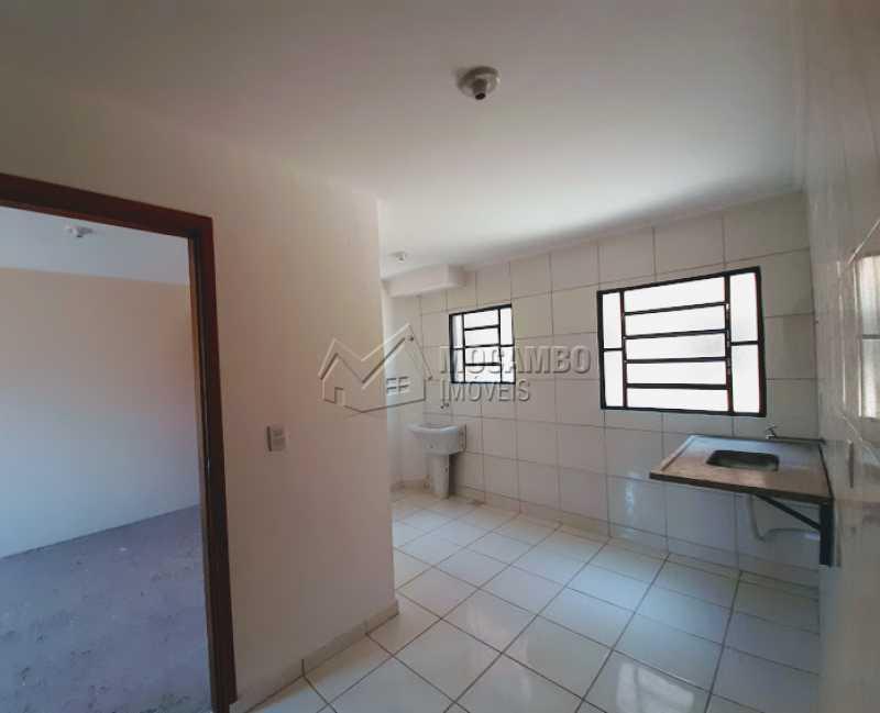 Cozinha Lavanderia  - Apartamento 3 quartos à venda Itatiba,SP - R$ 190.000 - FCAP30593 - 3
