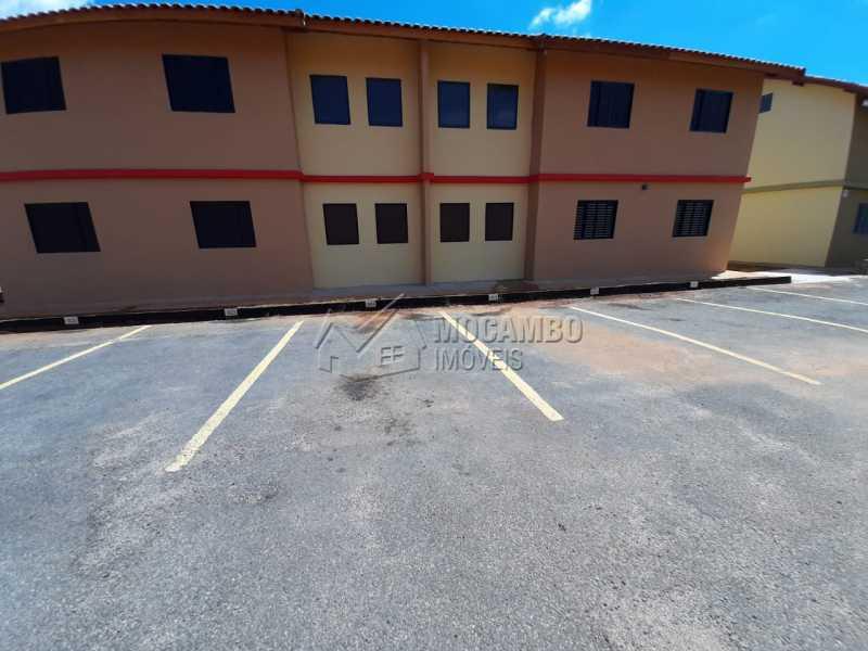 Fachada  - Apartamento 3 quartos à venda Itatiba,SP - R$ 190.000 - FCAP30593 - 11
