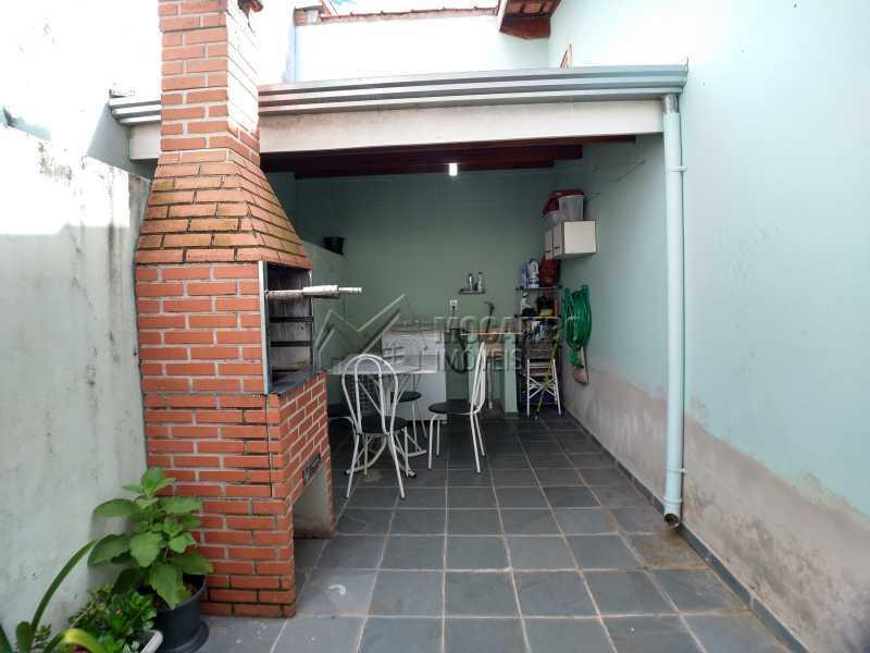 Churrasqueira  - Casa 3 quartos à venda Itatiba,SP - R$ 350.000 - FCCA31429 - 13