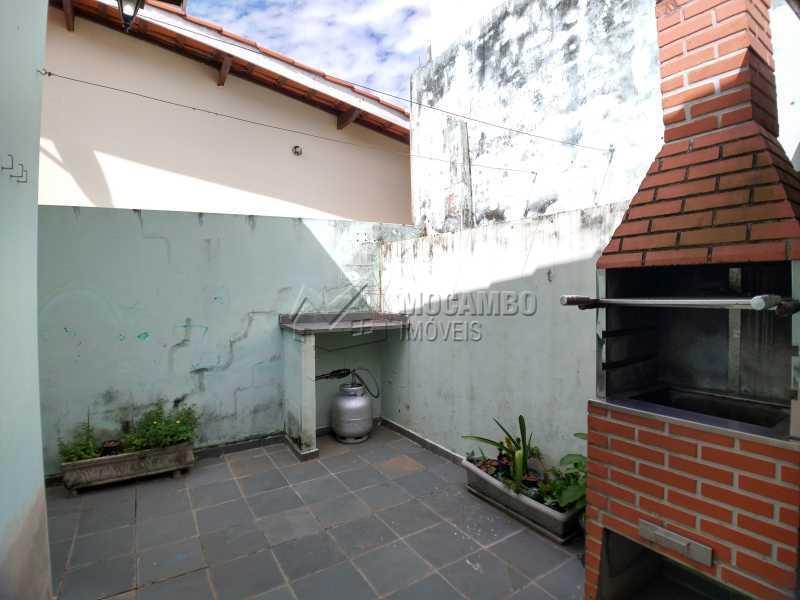 Quintal - Casa 3 quartos à venda Itatiba,SP - R$ 350.000 - FCCA31429 - 12