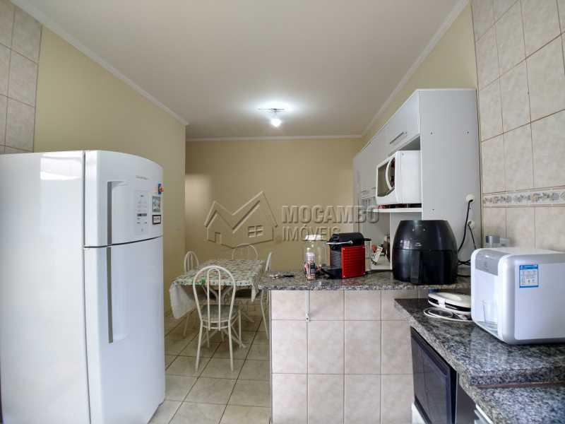 Cozinha  - Casa 3 quartos à venda Itatiba,SP - R$ 350.000 - FCCA31429 - 3