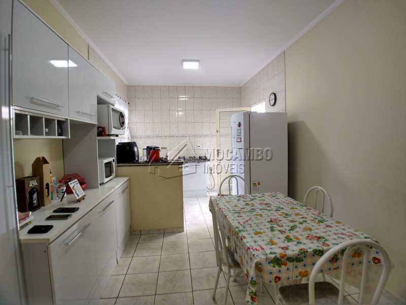 Cozinha  - Casa 3 quartos à venda Itatiba,SP - R$ 350.000 - FCCA31429 - 4