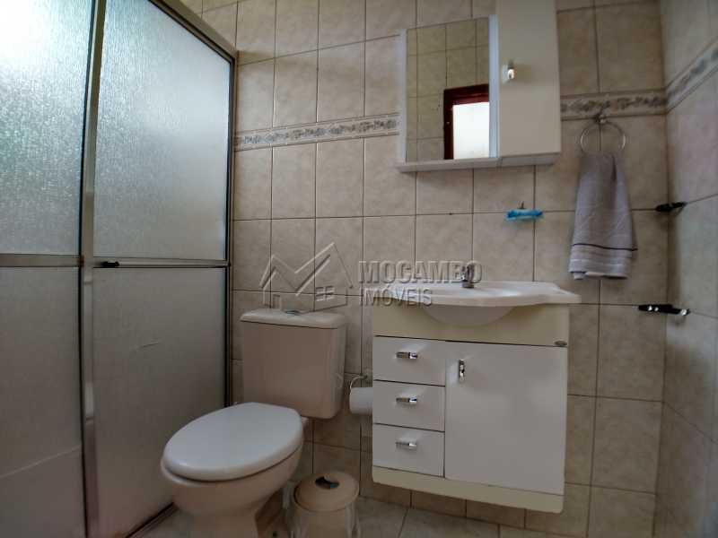 Banheiro Suíte  - Casa 3 quartos à venda Itatiba,SP - R$ 350.000 - FCCA31429 - 9