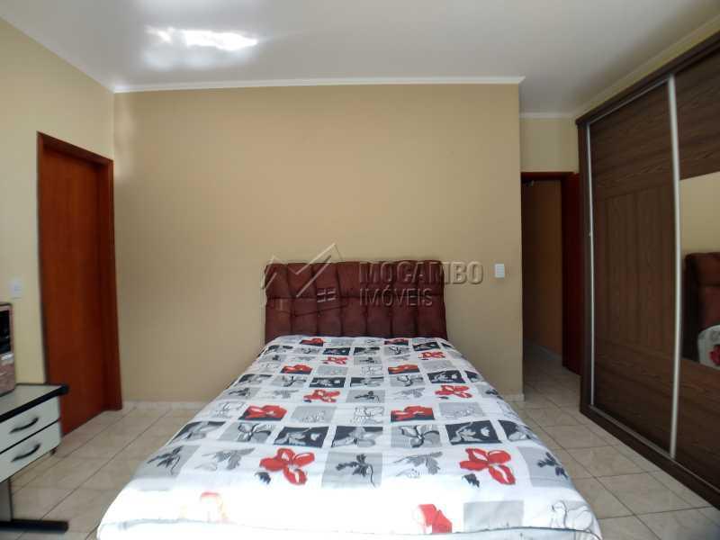 Suíte  - Casa 3 quartos à venda Itatiba,SP - R$ 350.000 - FCCA31429 - 1