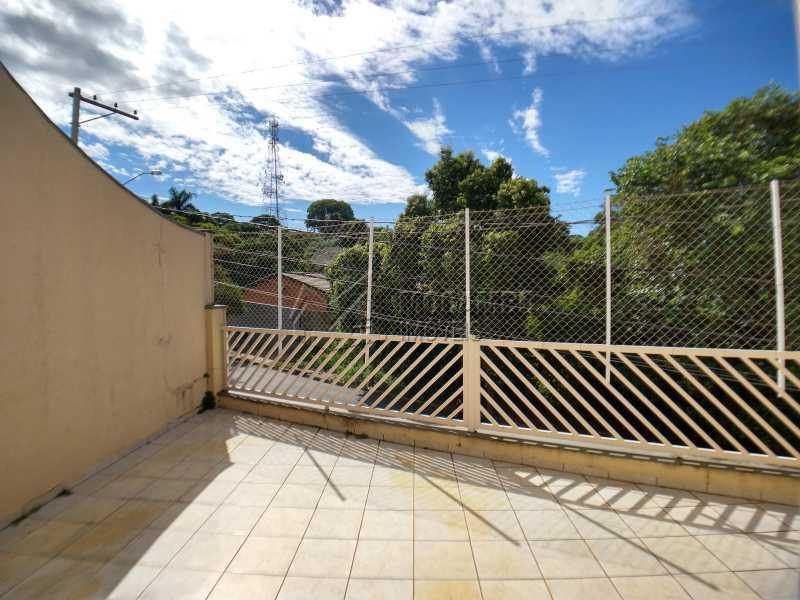 Varanda  - Casa 3 quartos à venda Itatiba,SP - R$ 350.000 - FCCA31429 - 10