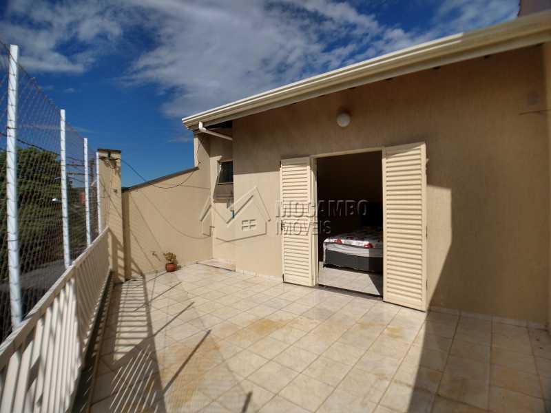 Varanda  - Casa 3 quartos à venda Itatiba,SP - R$ 350.000 - FCCA31429 - 11