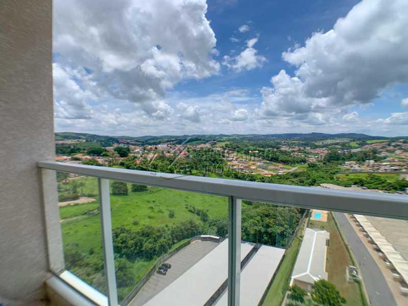 Varanda - Apartamento 3 quartos à venda Itatiba,SP - R$ 479.800 - FCAP30594 - 10