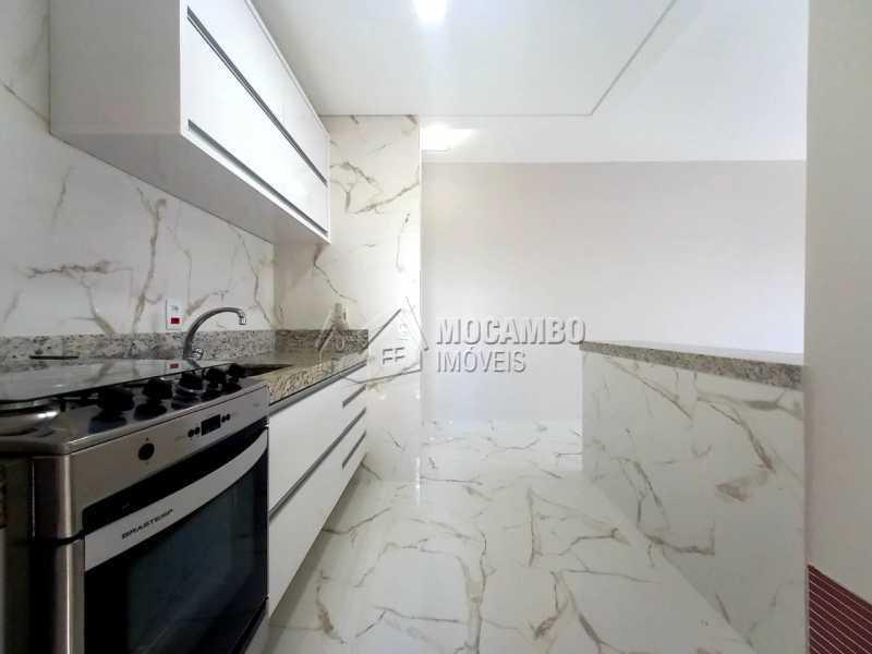 Cozinha - Apartamento 3 quartos à venda Itatiba,SP - R$ 479.800 - FCAP30594 - 4