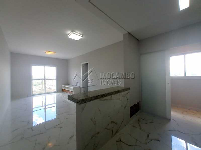 Sala e Copa - Apartamento 3 quartos à venda Itatiba,SP - R$ 479.800 - FCAP30594 - 6