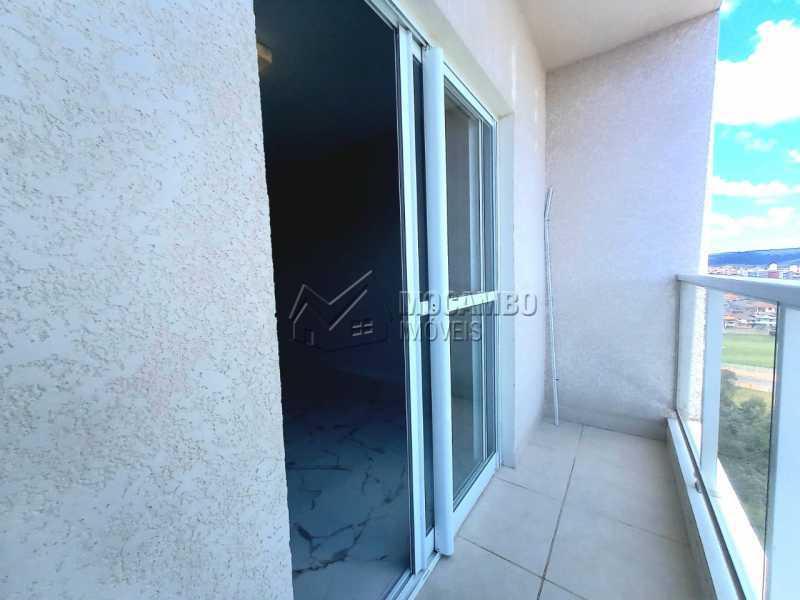 Varanda - Apartamento 3 quartos à venda Itatiba,SP - R$ 479.800 - FCAP30594 - 9