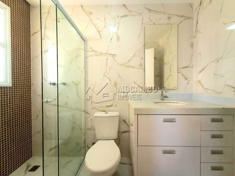 Banheiro da Suíte - Apartamento 3 quartos à venda Itatiba,SP - R$ 479.800 - FCAP30594 - 21