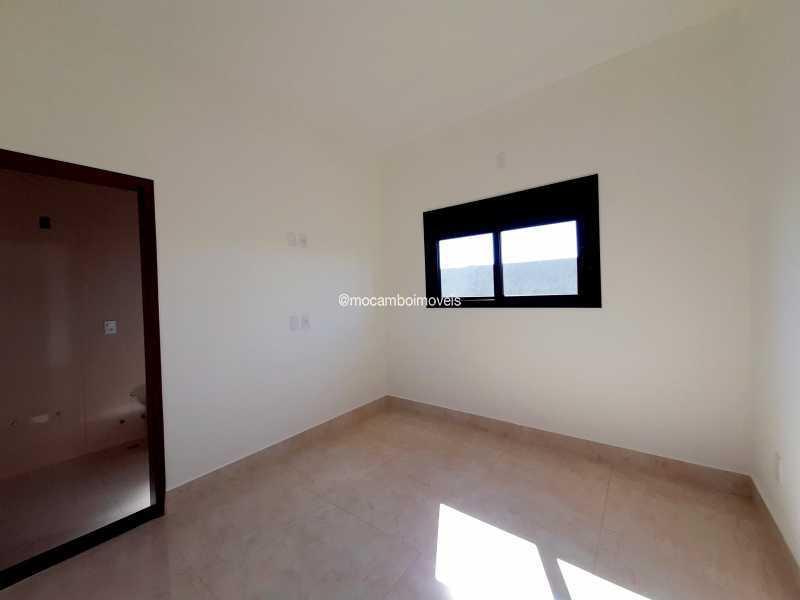 Suíte 1 - Casa em Condomínio 3 quartos à venda Itatiba,SP - R$ 890.000 - FCCN30514 - 21