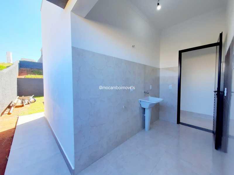 Lavanderia - Casa em Condomínio 3 quartos à venda Itatiba,SP - R$ 890.000 - FCCN30514 - 19