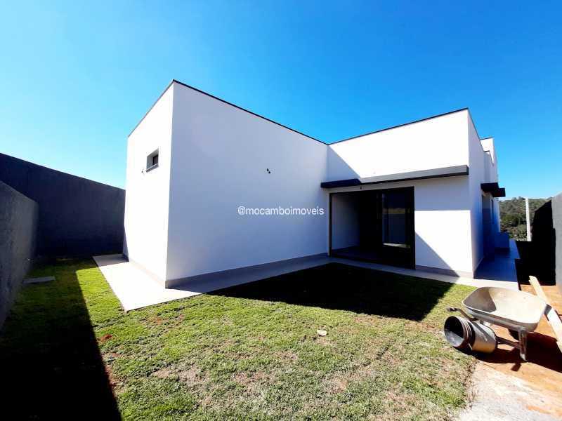 Quintal - Casa em Condomínio 3 quartos à venda Itatiba,SP - R$ 890.000 - FCCN30514 - 15
