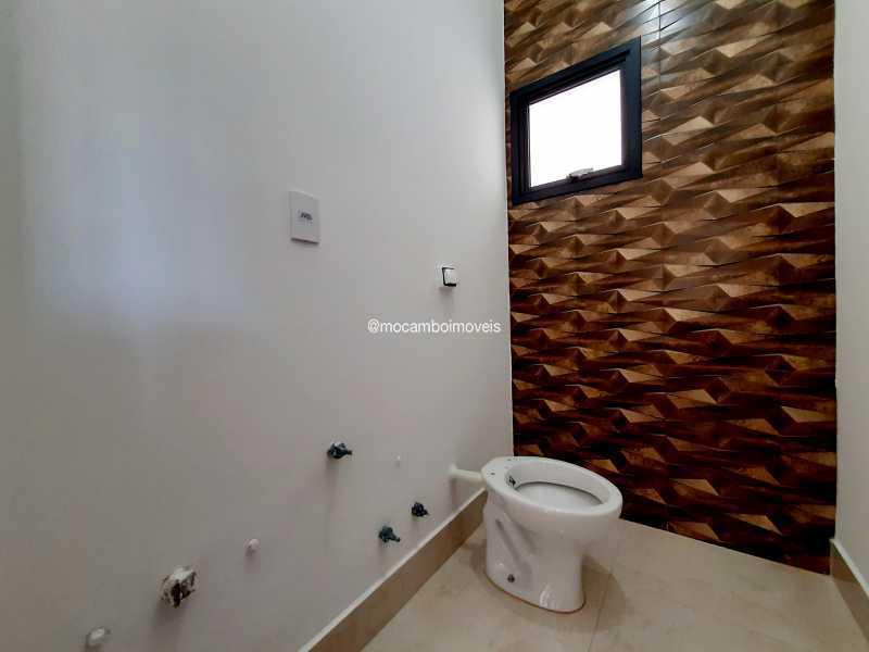 Lavabo - Casa em Condomínio 3 quartos à venda Itatiba,SP - R$ 890.000 - FCCN30514 - 9
