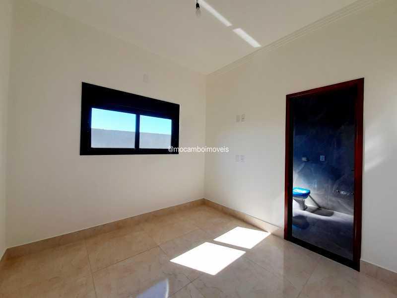 Suíte 2 - Casa em Condomínio 3 quartos à venda Itatiba,SP - R$ 890.000 - FCCN30514 - 23