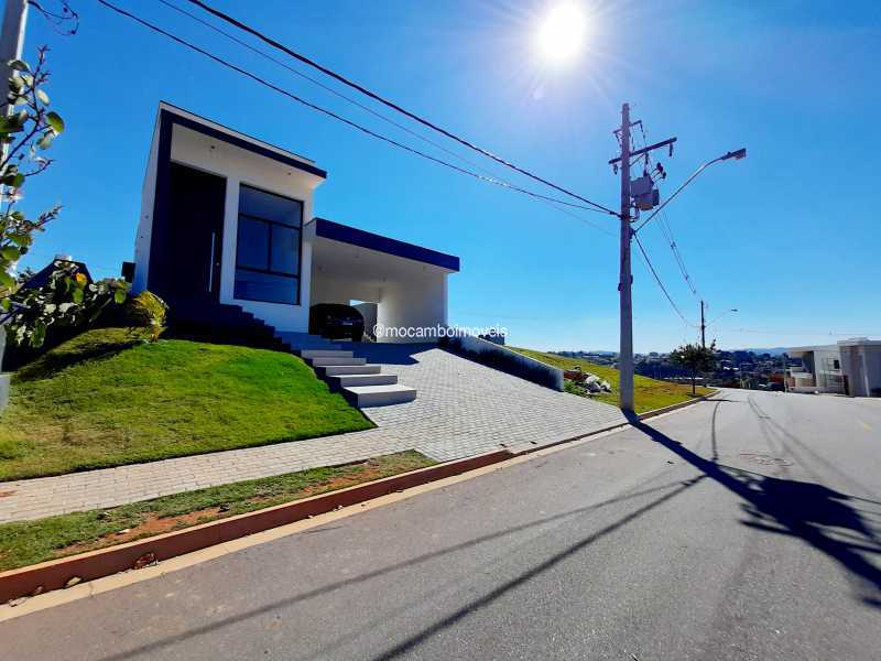 Fachada  - Casa em Condomínio 3 quartos à venda Itatiba,SP - R$ 890.000 - FCCN30514 - 3