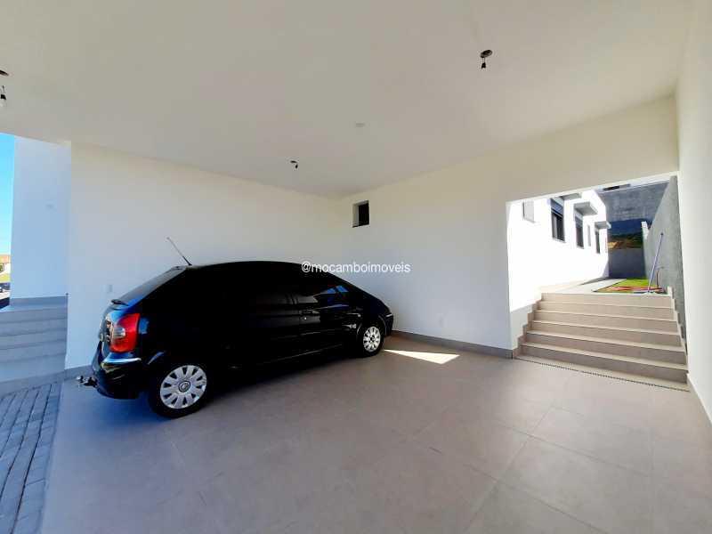 Garagem - Casa em Condomínio 3 quartos à venda Itatiba,SP - R$ 890.000 - FCCN30514 - 6