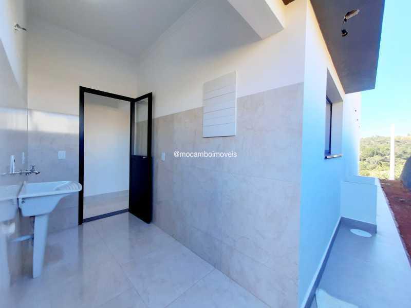 Lavanderia  - Casa em Condomínio 3 quartos à venda Itatiba,SP - R$ 890.000 - FCCN30514 - 20