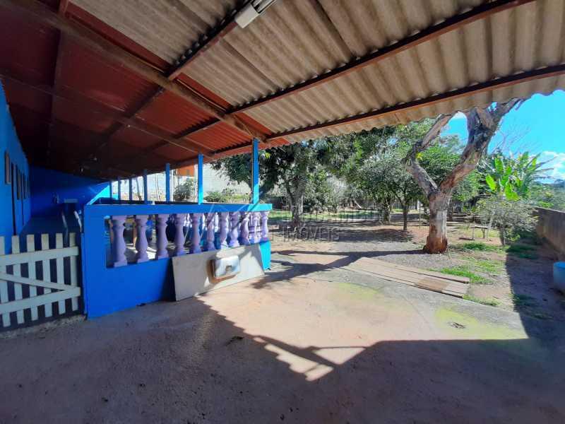 Garagem - Chácara 1171m² à venda Itatiba,SP - R$ 350.000 - FCCH20067 - 6
