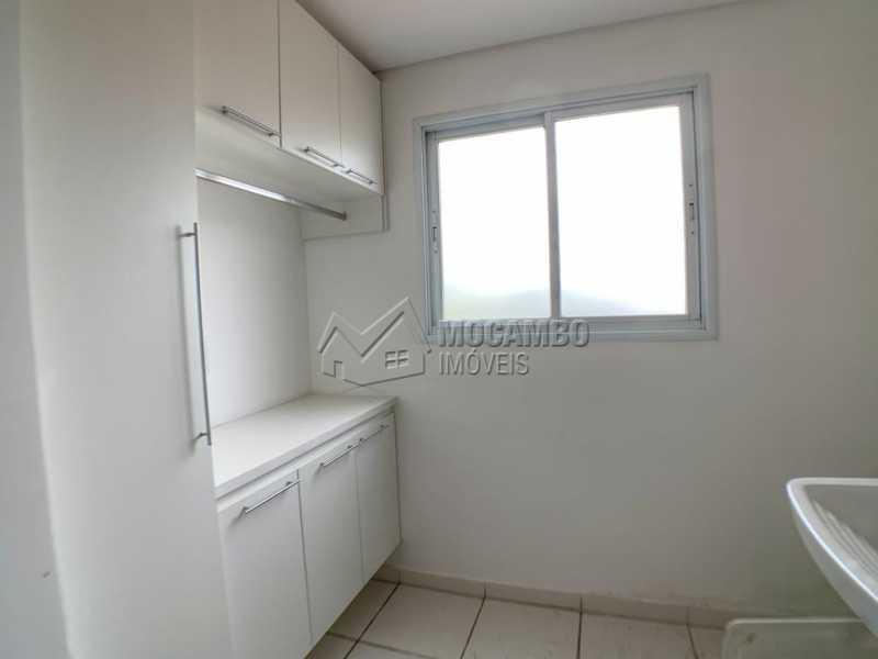 Lavanderia - Apartamento 3 quartos à venda Itatiba,SP - R$ 630.000 - FCAP30595 - 23