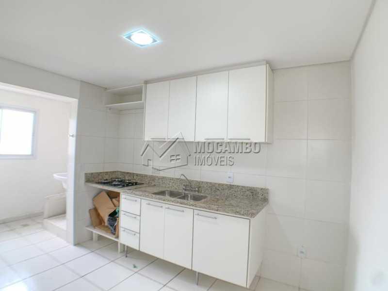 Cozinha - Apartamento 3 quartos à venda Itatiba,SP - R$ 630.000 - FCAP30595 - 8