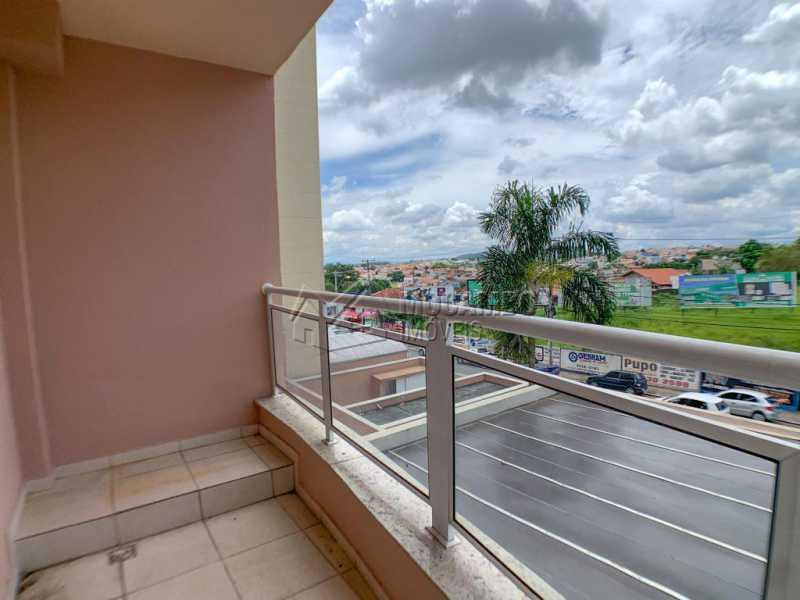 Varanda - Apartamento 3 quartos à venda Itatiba,SP - R$ 630.000 - FCAP30595 - 1