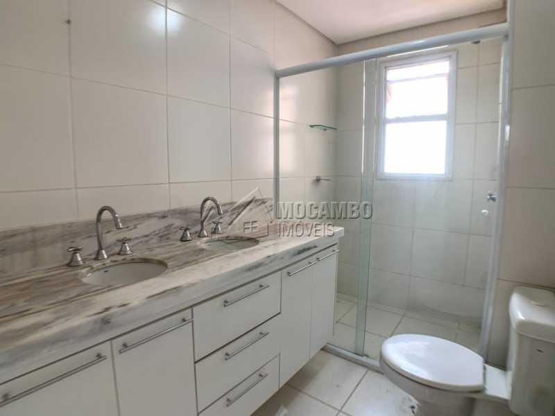 Banheiro - Apartamento 3 quartos à venda Itatiba,SP - R$ 630.000 - FCAP30595 - 22