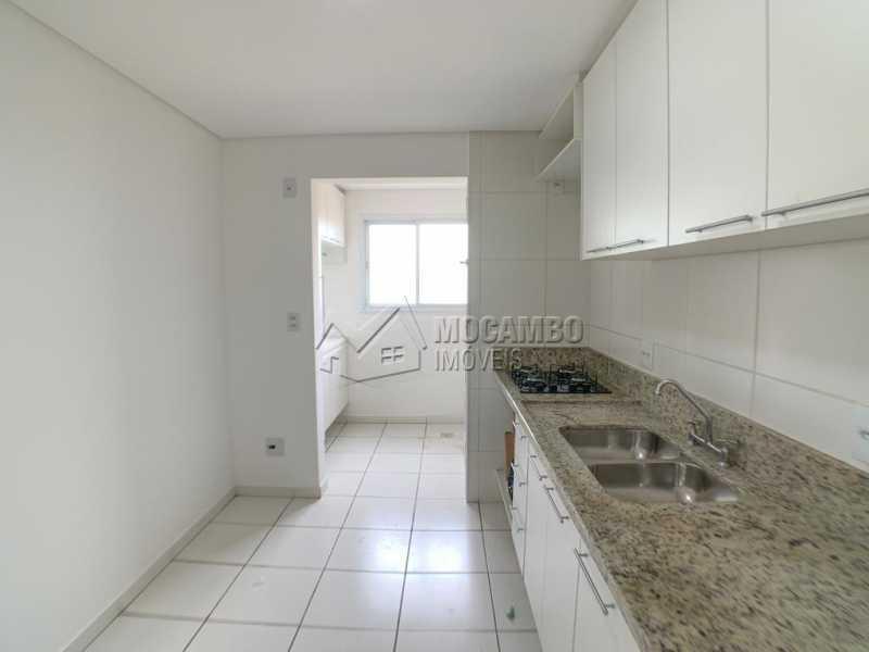 Cozinha - Apartamento 3 quartos à venda Itatiba,SP - R$ 630.000 - FCAP30595 - 9