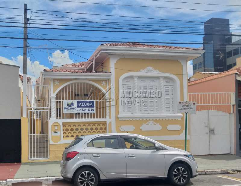 Fachada - Ponto comercial para alugar Itatiba,SP Centro - R$ 2.400 - FCPC00076 - 27