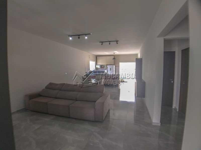 Sala - Casa em Condomínio 3 quartos à venda Itatiba,SP - R$ 850.000 - FCCN30515 - 3