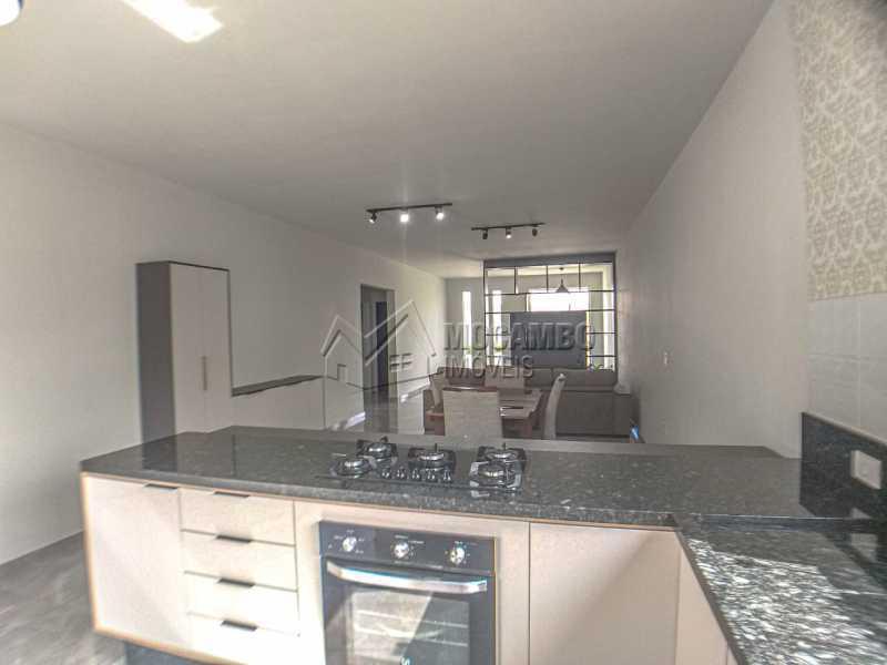 Cozinha - Casa em Condomínio 3 quartos à venda Itatiba,SP - R$ 850.000 - FCCN30515 - 4
