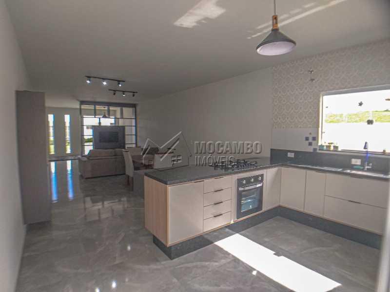 Cozinha - Casa em Condomínio 3 quartos à venda Itatiba,SP - R$ 850.000 - FCCN30515 - 5