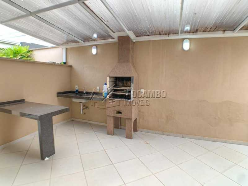 Espaço Gourmet - Casa em Condomínio 3 quartos à venda Itatiba,SP - R$ 740.000 - FCCN30516 - 26