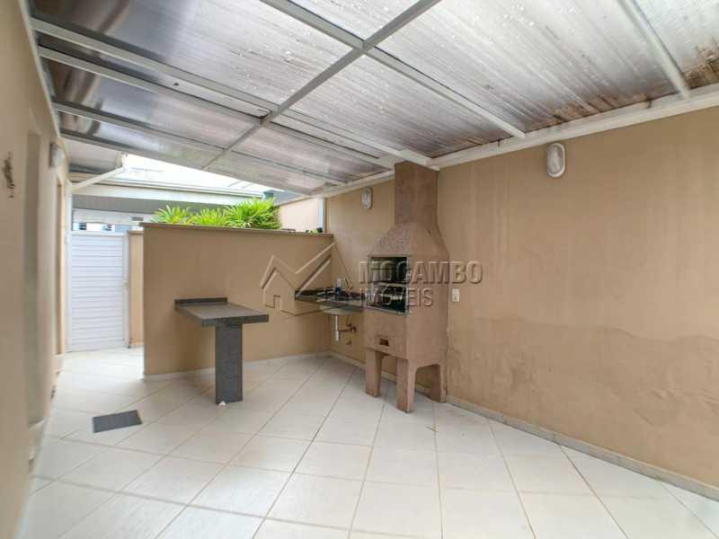 Espaço Gourmet - Casa em Condomínio 3 quartos à venda Itatiba,SP - R$ 740.000 - FCCN30516 - 25